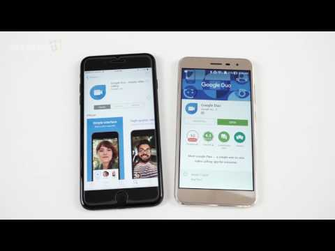 """How to """"Facetime"""" between Android and iOS devices easily   App Quickie #015"""