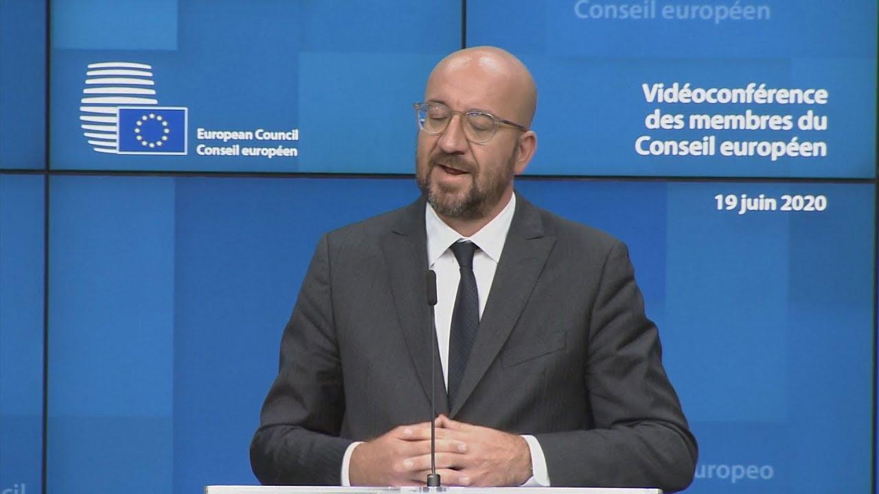 Βέλγιο- ΕΕ: Σαρλ Μισέλ: «Χρειαζόμαστε συμφωνία το συντομότερο δυνατόν»