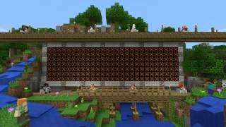 Minecraft Pocket Edition Trailers (0.1.0 - 17.0)