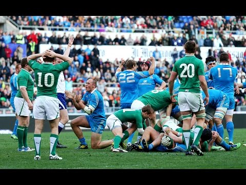 Classic Match: Italy v Ireland 2013 | RBS 6 Nations