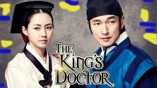 """The King's Doctor❤️ on GMA-7 Theme Song """"Dito ka Lang Sa Aking Tabi"""" Marte MV with lyrics"""