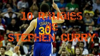 10 RITUALES DE STEPHEN CURRY! / 10 RITUALS OF STEPHEN CURRY!