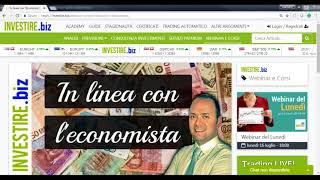 In Linea con L'Economista - 12.07.2018
