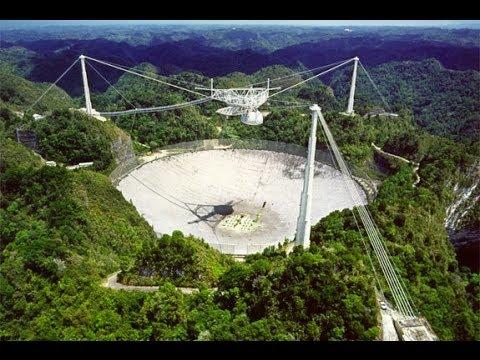 The World's Largest Radio Telescope / Ar