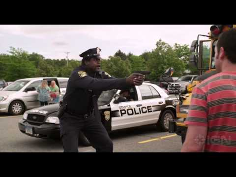 Grown Ups 2 Clip 'Hands in the Air'