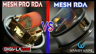Epic Mesh Battle: Mesh RDA Vs Mesh Pro RDA Shots Fired