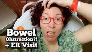 Bowel Obstruction? + ER Visit (Part 2 of 3) - Multiple Sclerosis Monday