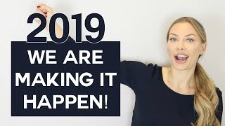 How To Improve Your Life In 2019 (Incl. Homework!) - School Of Affluence