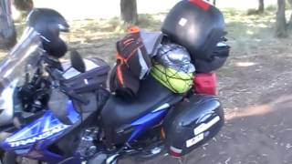 preview picture of video 'Patagonia in moto - 1ª tappa - 2° tempo: Santa Rosa de la Pampa'