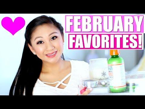 FEBRUARY FAVORITES 2017! | Beauty + Lifestyle: Pixi Itsjudytime, Tarte, Laneige, Amore Pacific