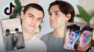 People made Tik Toks about us... so we watched them all  SUBSCRIBE -  https://www.youtube.com/user/TheDolan...  Check out our podcast :) New Podcasts Every Tuesday - https://podcasts.apple.com/us/podcast... https://open.spotify.com/episode/5AcG...  Merch (Going away soon :')) - https://dolantwins.com  Check out our company Wakeheart! - https://wakeheart.com  Ethan's Stuff  INSTAGRAM - https://instagram.com/ethandolan/ TWITTER - https://twitter.com/EthanDolan SNAPCHAT - EthanDolan  Grayson's Things  INSTAGRAM - https://instagram.com/graysondolan/ TWITTER - https://twitter.com/GraysonDolan SNAPCHAT - GraysonDolan