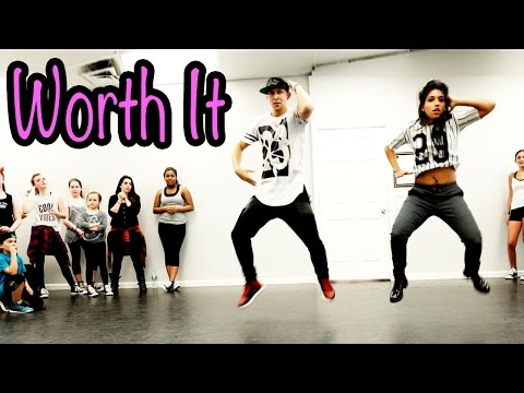 WORTH IT – Fifth Harmony ft Kid Ink Dance | @MattSteffanina Choreography (Beg/Int Class)