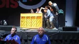 FOB and P!ATD PRANK Twenty One Pilots Tampa 2013