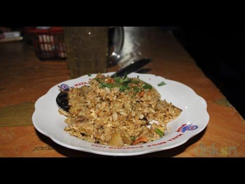 Video Resep Nasi Goreng Pedagang Kaki Lima Keliling Pinggir Jalan