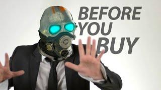 Half-Life: Alyx - Before You Buy