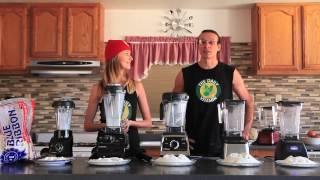 Best Blender to Make Flour Blendtec Vs Vitamix Blender Models Compared Flour Grain Mill