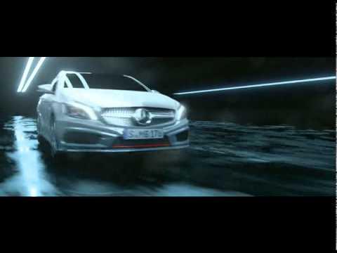 Noul Mercedes-Benz Clasa A
