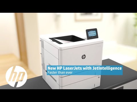 The Fastest Two-Sided Printing in Class | HP LaserJet | HP