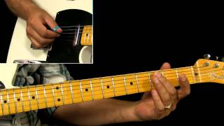 Alan Jackson's Mercury Blues Guitar Lesson