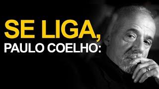 Esquerdista Paulo Coelho joga contra o Brasil