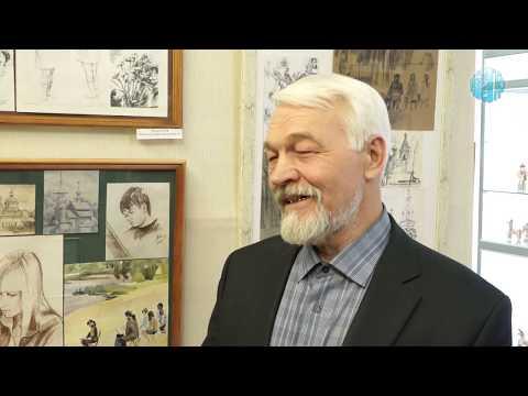 Выставка народного мастера России Владимира Лобынцева
