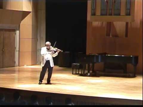 Ysaye Sonata No. 1 at the http://www.gmcmf.org