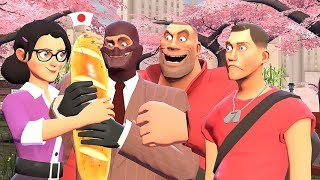 RED Team Goes To Japan