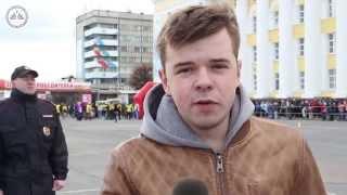 Победа УлГПУ на эстафете 2015