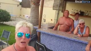 Video Rural Villa on Mallorca Catalina