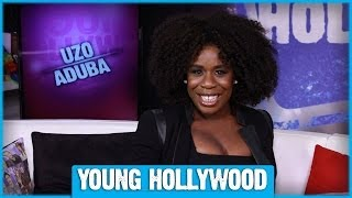 Uzo Aduba on Creating Crazy Eyes for ORANGE IS THE NEW BLACK