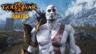 Kratos God of War 3 Mod Skyrim