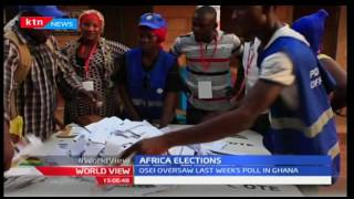 World View: Charlotte Osei-Ghana's electoral commission chair; insights' of a fair and peaceful poll