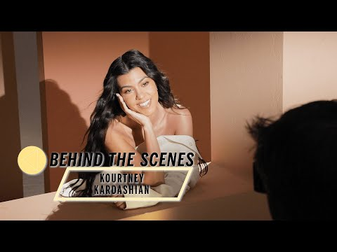 Kourtney Kardashian Talks  Clean and Sustainable Beauty Products | Health Cover Celebrities | Health