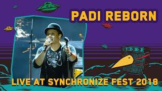 Padi Live At SynchronizeFest   7 Oktober 2018