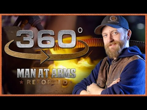 Man At Arms: Reforged Answers Your Questions Part 2  In 360 !