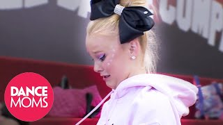 JoJo CHICKENS OUT on Her Ballet Duet (Season 6 Flashback) | Dance Moms