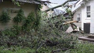 Butler County, KS Tornadic Storm Damage and Flooding - 5/24/2019