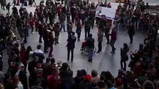 preview picture of video '8 Mart Dünya Emekçi Kadınlar Günü Flashmobu Ankara Üniversitesi İLEF Film Atölyesi - AGFO'