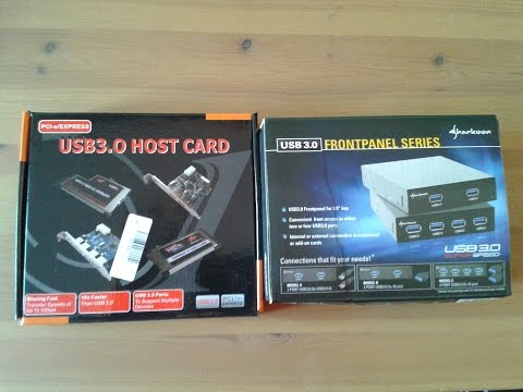 TARJETA PCI EXPRES USB 3.0 FRONTAL USB 3.0 + ADAPTADOR PARA FRONTAL USB 3 0