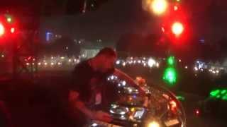 "DJ MEME AT ""DANCE TILL MONDAY THE FESTIVAL  IN JAKARTA APRIL 5th 2015"""