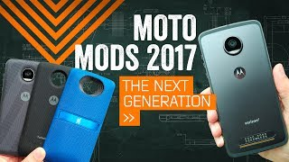 Moto Mods 2017: Your Phone Is Fun Again