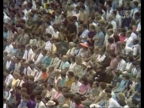 earliest known pal video tape Wimbledon 07-07-1967