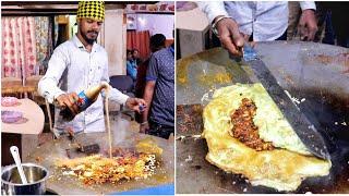 Bahubali / Biggest Egg Dish Loaded with 42 Eggs  | Egg Street Food | Indian Street Food