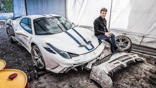 Le Crash De Ma Ferrari à 600 000 € : Je Dis Tout ! (+ Grosse Surprise !)