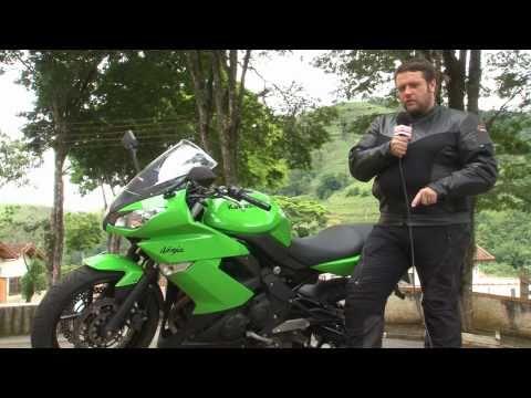 Superteste - Kawasaki Ninja 650R - Revista Motociclismo