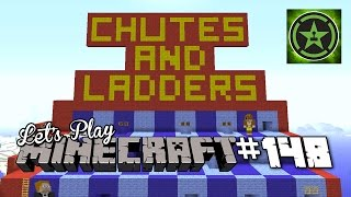 Let's Play Minecraft: Ep. 148   Chutes And Ladders