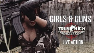 Truy Kích Live Action - GIRLS & GUNS | JACK CARRY ON | The Bad Rabbit