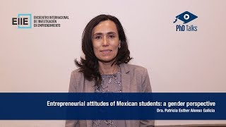 Entrepreneurial attitudes of Mexican students: a gender perspective