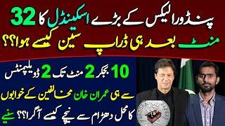 Drop Scene of Pandora Leaks Scandal || PM Imran Khan || Pandora Papers || Details by Siddique Jaan
