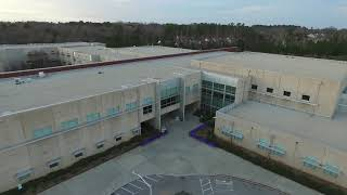 Ardrey Kell High School Drone Flyover